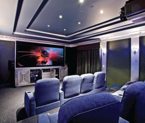 To home cinema