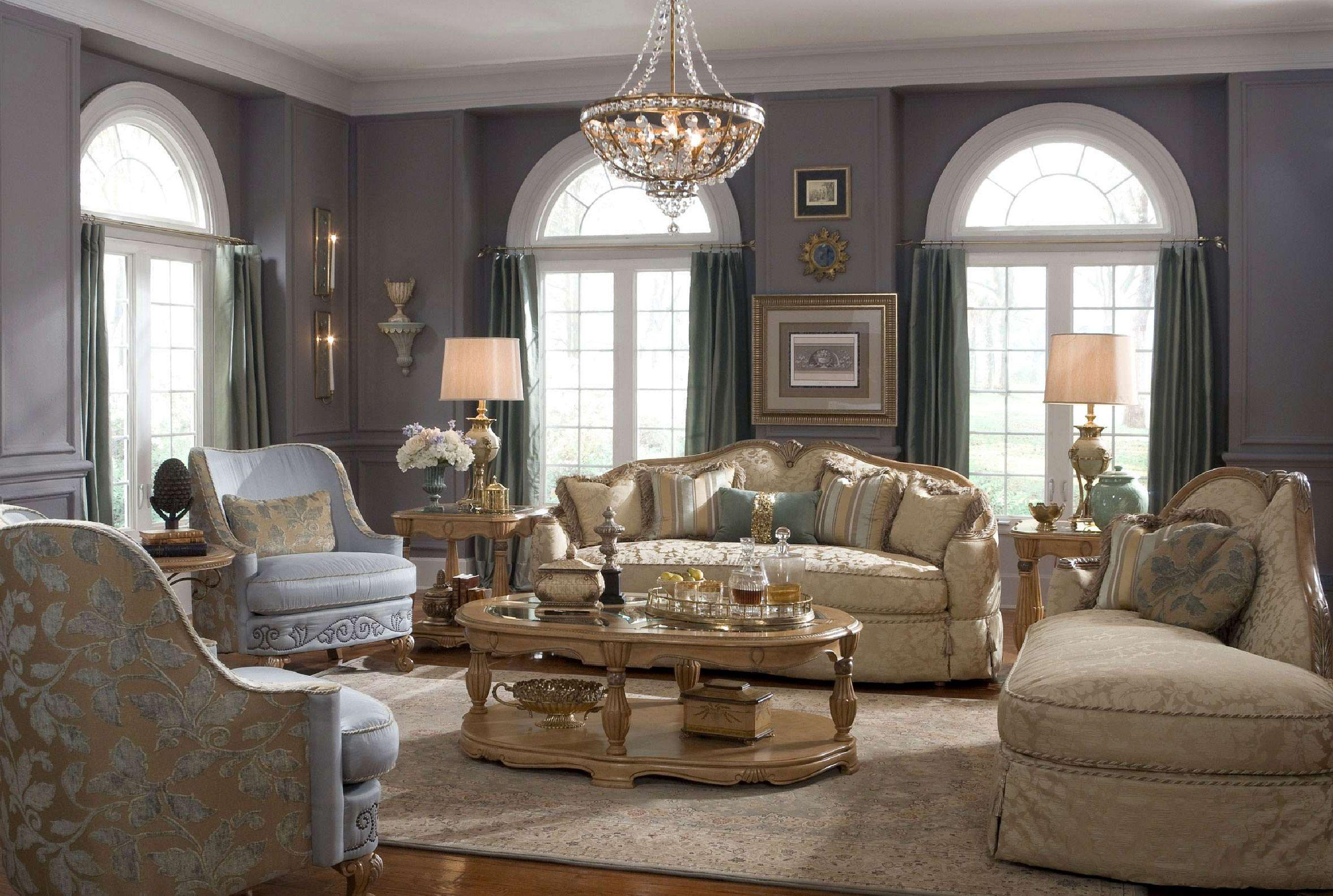Benefits Of Decorating Your Home With Antiques on Traditional Formal Living Room Sets