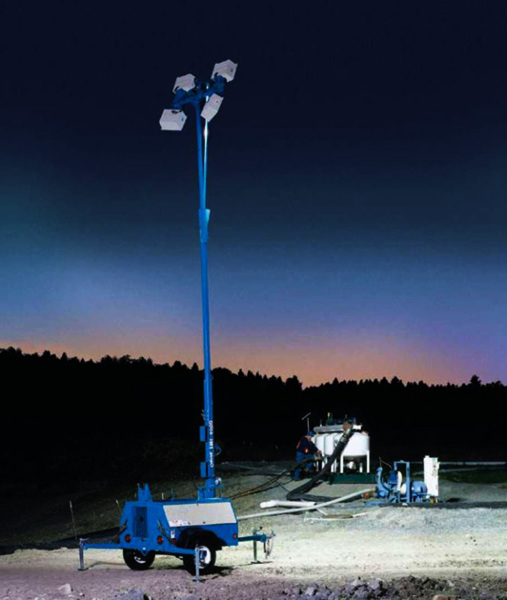 3 Benefits Of Portable Light Tower