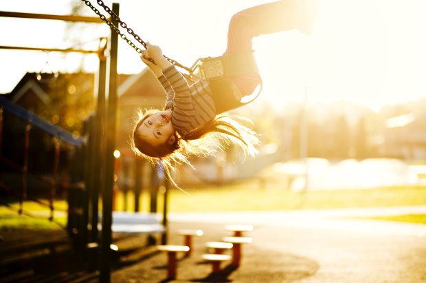 3 Benefits Of Outdoor Playground Equipment