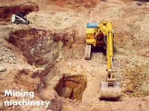 Mining-machinery