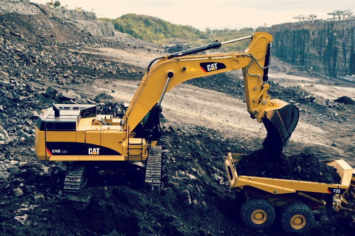 3 Benefits of Caterpillar Excavators
