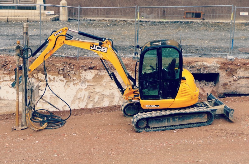 3 Benefits Of Compact Excavator