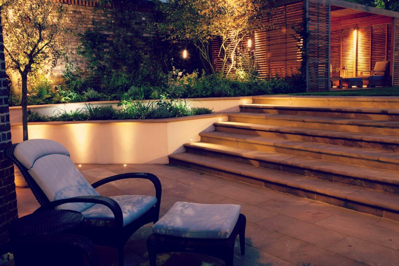 Top Benefits Of Garden Lighting