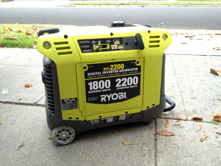3 Benefits Of Inverter Generators