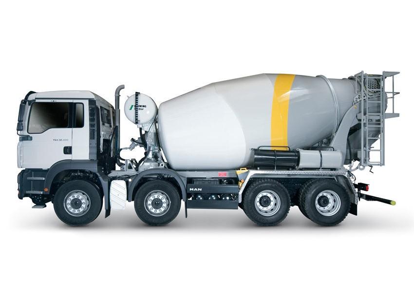 The Economic Benefits Of Concrete Pump Trucks