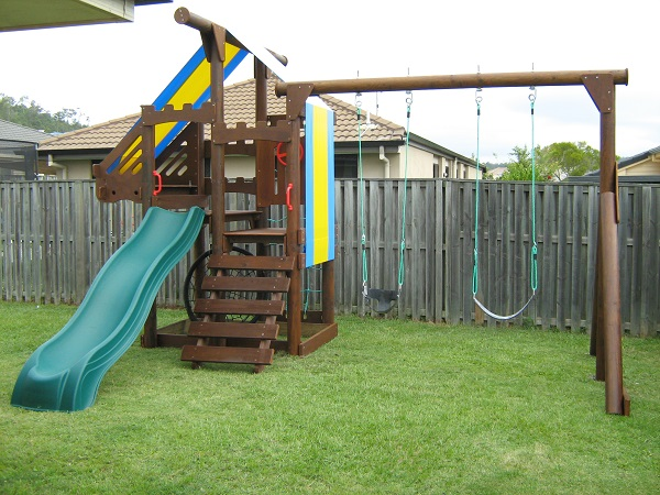 The Developmental Benefits of Playground Equipment
