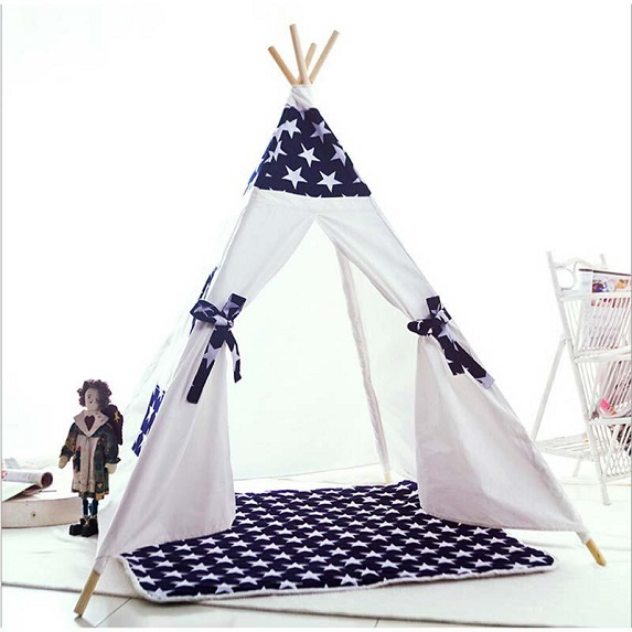 3 Awesome Benefits Of Kids Play Tent
