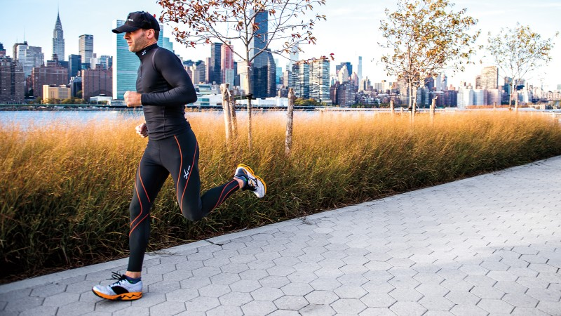 Compression Running Activewear: A Benefit to the Body During and After a Workout