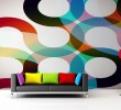 How Your Home Style Can Benefit From Incorporating Retro Pattern Wallpaper