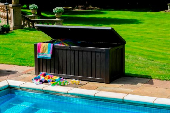 & 3 Benefits of Having an Outdoor Storage Box
