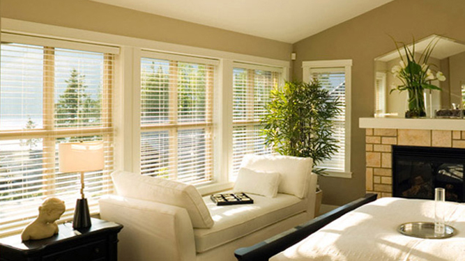 Give Your Home the Benefit of the Venetian Blinds Window Treatment
