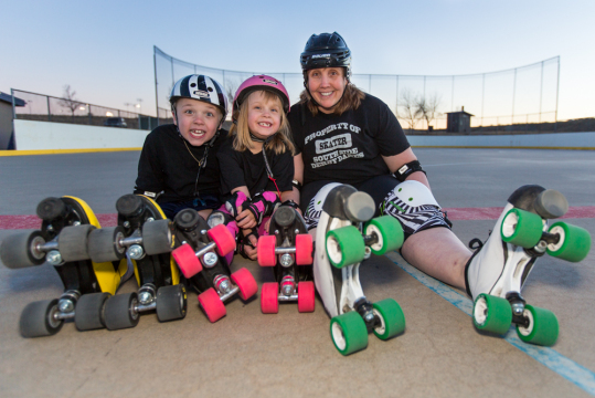 3 Benefits of Using Roller Derby Helmets