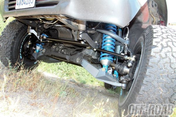 Independent Suspension Kits: No Harm in More Lift, Only Benefits