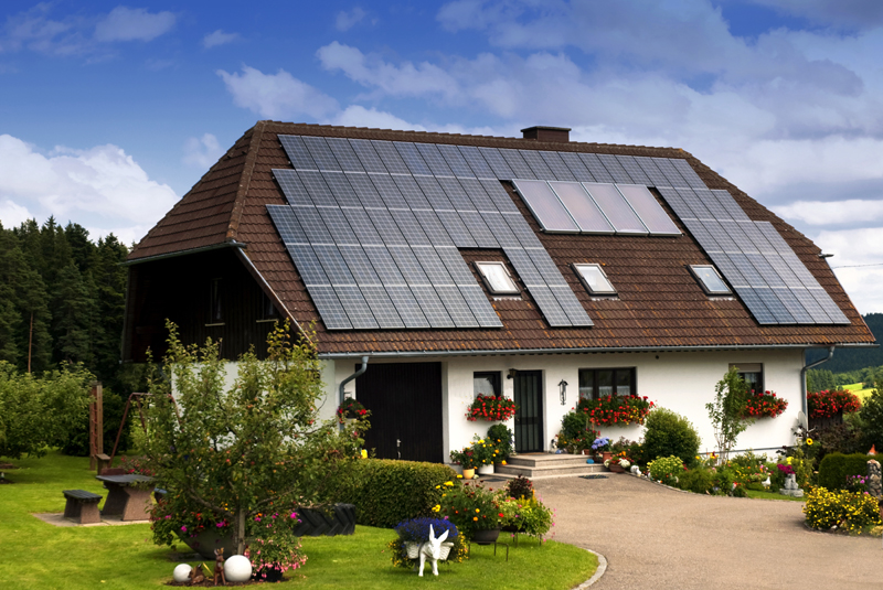 Benefits of Solar Power Systems in Residential Settings