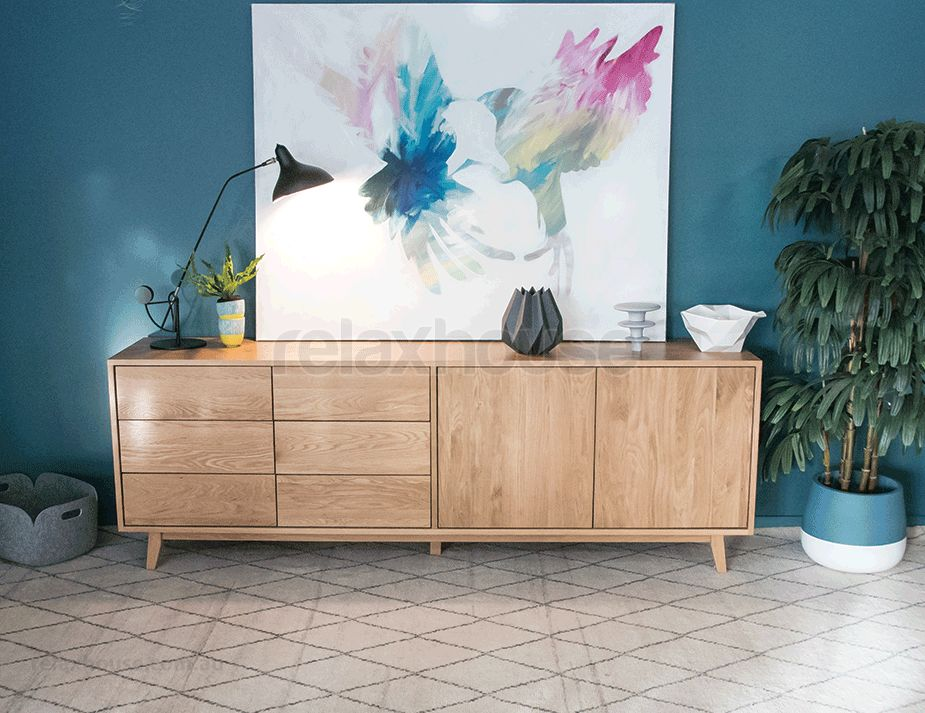 Modern Sideboards Buffets Functional And Visual Benefits For Your Dining Room