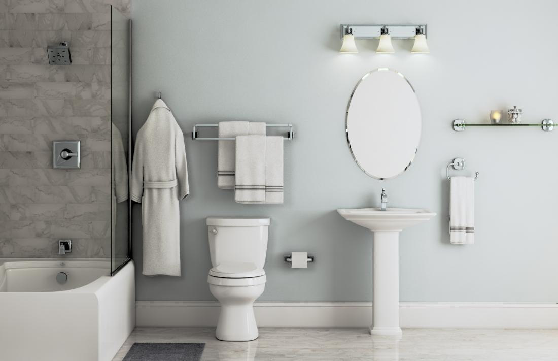 Bathroom Fittings Fixtures: 3 Benefits Of Sprucing Up Your Old Bathroom