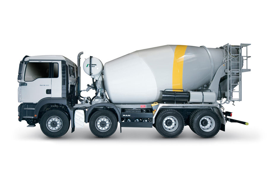 Get a Cement Truck Insurance Quote!