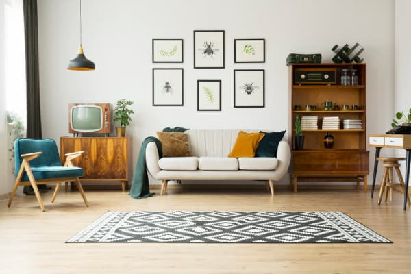 A Stylish Blast from the Past: The Benefits of Retro Interiors  11