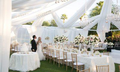 tablecloth wedding