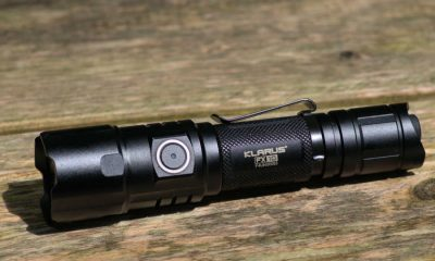 klarus flashlight