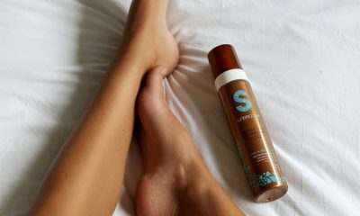 self-tanning product