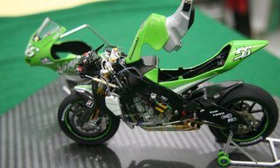 Tamiya Motorcycle models