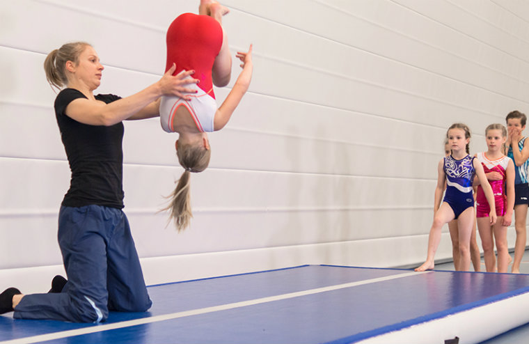 dance classes Airtrack