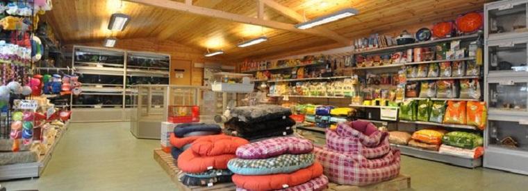 pet shop supplies stores