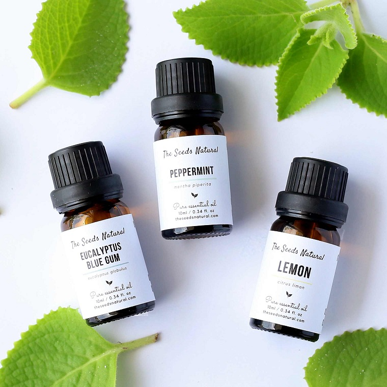 most useful essential oils for sinus infection