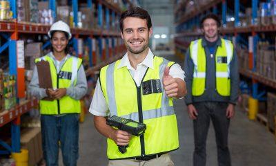 satisfied workers