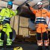 Wearing Proper Construction Workwear