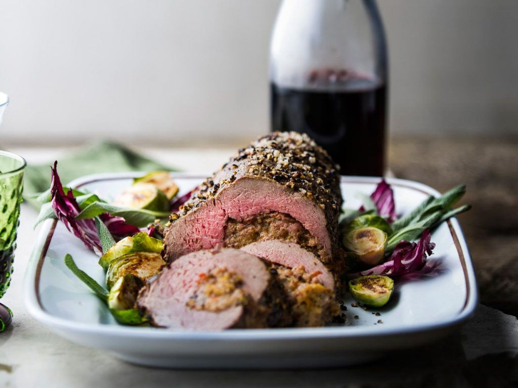 pairing pinot noir with food
