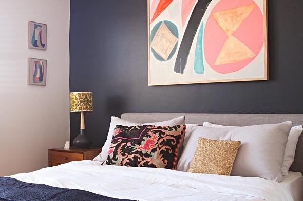 great bedroom artwork